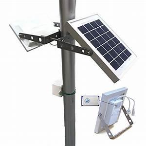 Led solar powered dusk to dawn sensor waterproof
