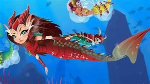 How To Get Wyvern Mermaid In Mermaid World   Dragon