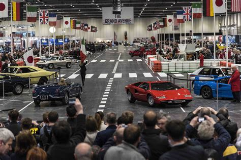 Congratulations To Our 2018 London Classic Car Show