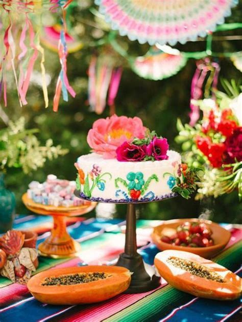 filosophyy cake and cupcakes fiesta cake mexican