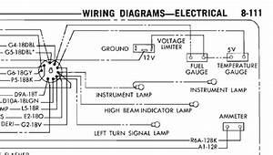 No Alternator Gauge On Wiring Diagram
