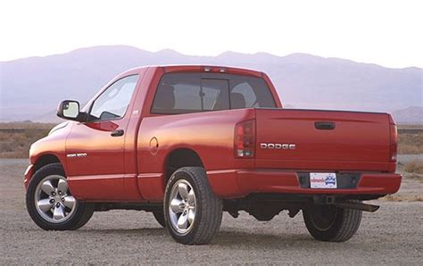 Used 2003 Dodge Ram Pickup 1500 For Sale