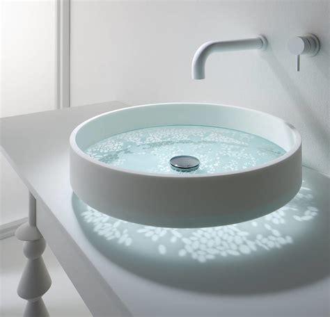 Floating Bathroom Sink by Reflective Bathroom Sinks Floating Sink