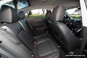 2012 Chevy Sonic Ltz Turbo Interior  6