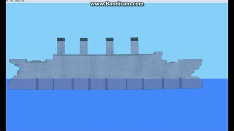 Sinking Ship Simulator by Sinking Simulator Contest Minecraft
