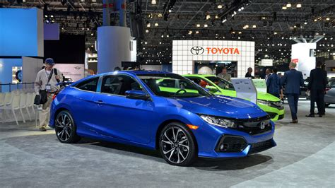 2017 Honda Civic Si Price by 2017 Honda Civic Si Starts At 24 775