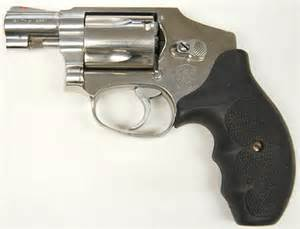 S&W 9Mm Revolver Hammerless