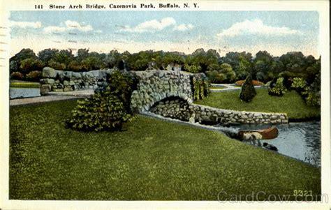 stone arch bridge cazenovia park buffalo ny