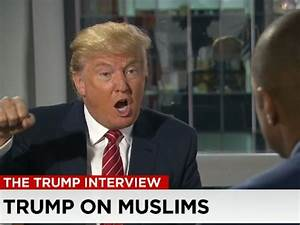 Donald Trump: 'I am the least racist person' - Business ...