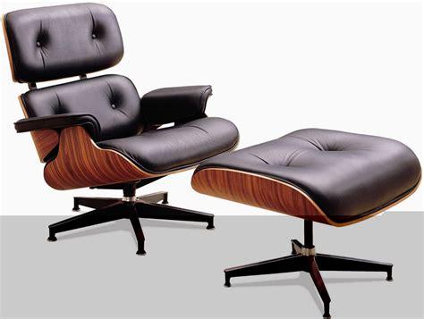 El Sillon Lounge Chair De Eames, Un Clásico Muy Actual El