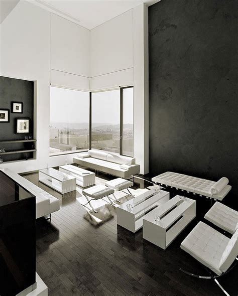 Ideas For Kitchen Walls - 17 inspiring wonderful black and white contemporary interior designs homesthetics inspiring