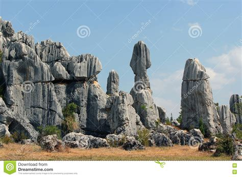 Shilin Stone Forest, Worldfamous Natural Karst Area