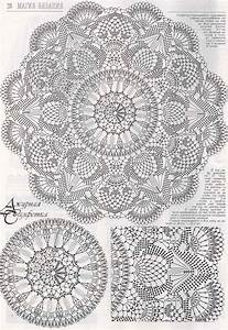 159 Best Images About Crochet Doily On Pinterest