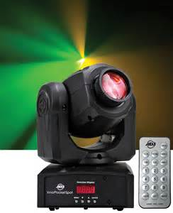 American DJ Inno Pocket Spot LED Moving Head Light - New