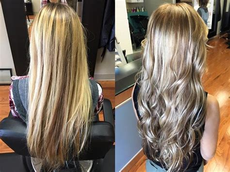 10+ Ideas About Ashy Blonde Highlights On Pinterest