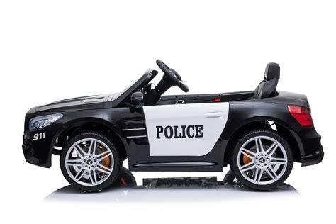 Mercedes Benz SL500 Voiture de Police Electrique pour ...