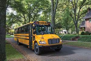 Choosing School Bus Engines To Reduce Budget  U0026 Maintenance
