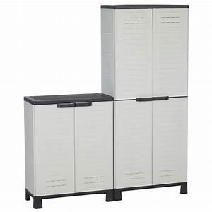 Meuble Rangement Garage : meubles rangement terrasse ~ Melissatoandfro.com Idées de Décoration