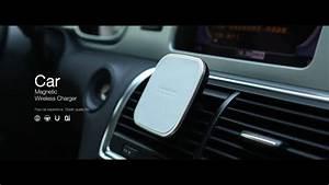 Handyhalterung Auto Wireless Charging : nillkin car magnetic wireless charger youtube ~ Kayakingforconservation.com Haus und Dekorationen