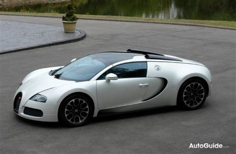 Bugatti Veyron Grand Sport For Sale by Bugatti Veyron Grand Sport Sang Blanc For Sale 187 Autoguide