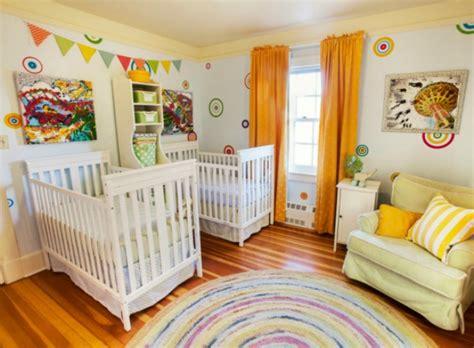 Genevieve Weeks' Carnival-themed Twin Nursery