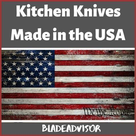 knives kitchen american usa knife