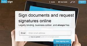 hellosign for gmail offers legally binding esignatures With sign documents gmail