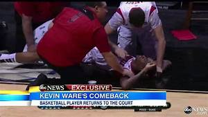 Kevin Ware Interview NCAA Player Discusses March Madness ...