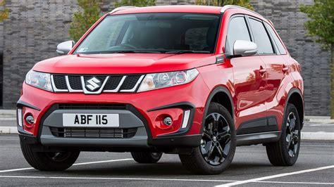 Suzuki Vitara by 2017 Suzuki Vitara Review