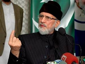 Dr Tahir-ul-Qadri to address press conference - today at ...