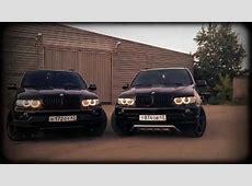 BMW X5 E53 44 vs 48 YouTube