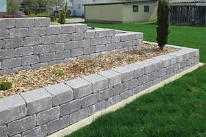 Mauer Aus Betonfertigteilen : forto mauern produkte terrassenplatten pflastersteine gartenmauer stufen ~ Markanthonyermac.com Haus und Dekorationen