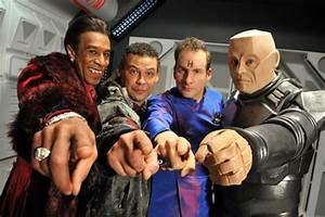 New Series of Red Dwarf Confirmed | News | Red Dwarf - The ...