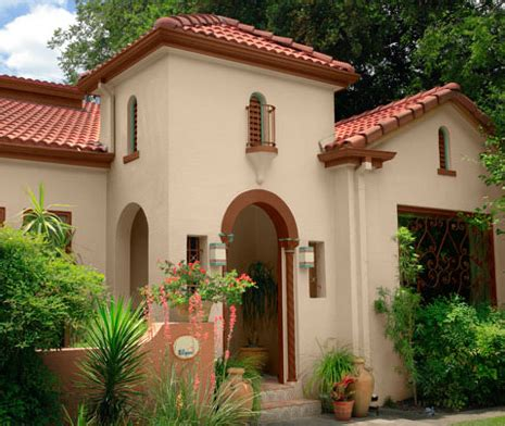 spanish style exterior paint colors tcworks org