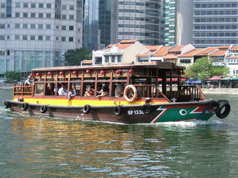 Boat Ride Singapore by Bumboat River Tour In Singapore Activity In Singapore