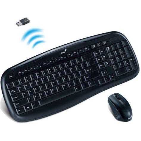 Accesorios-IT teclados y mouse - Teclado + Mouse Genius