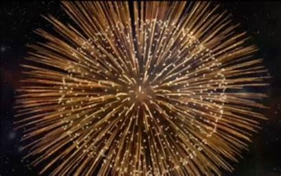 Fireworks July Fourth Giphy Bed Animated Gifs