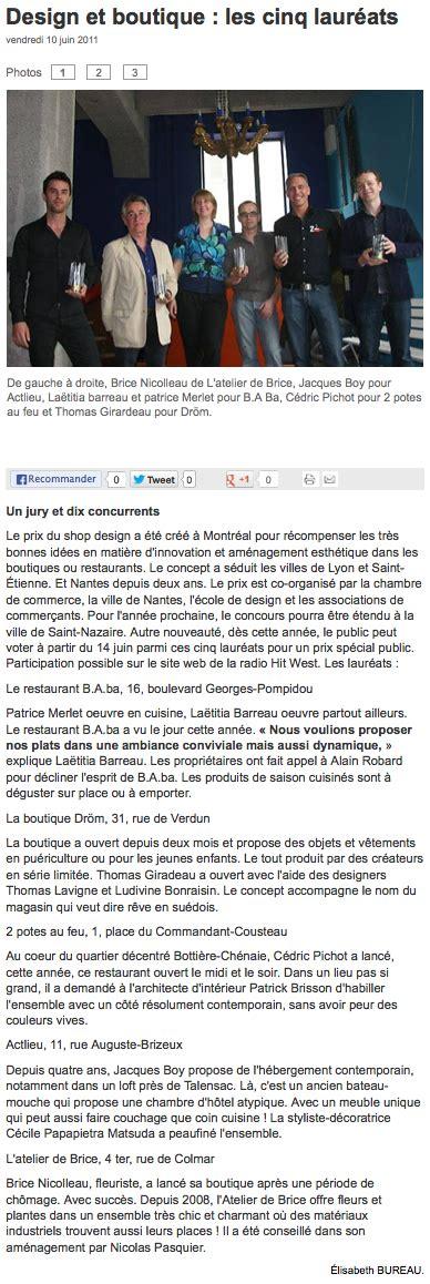 actualit 233 s presse restaurant zone paridis 224 nantes gt 2 potes au feu