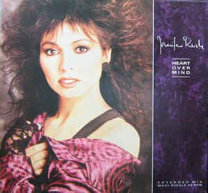 Jennifer Rush  Heart Over Mind (vinyl) At Discogs