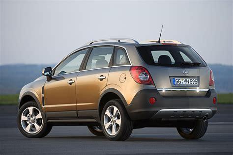 Opel Antara by 2007 Opel Antara Review Top Speed