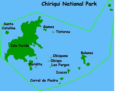 chiriqui gulf eco resort  inclusive paridita private