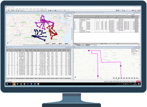increase fleet visibility  paragon  route planning