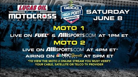 lucas oil pro motocross live timing motocross rd 4 high point lucas oil mx nationals
