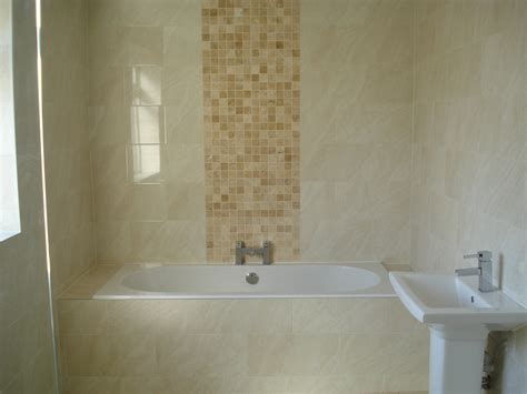 tile wall bathroom home design