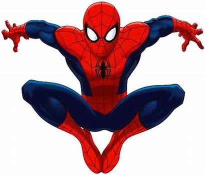 Clipart Spiderman Printable Clip Clker Vector Domain