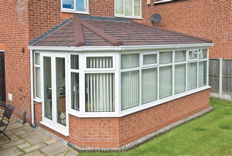 Conservatory Roofs   Lightweight Roofing   Metrotile UK