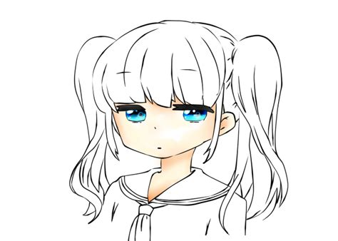 Image of kanon nakagawa by hidiousboy on deviantart. Tutorial Paint Tool SAI : cara mewarnai kulit anime - Cuma ...