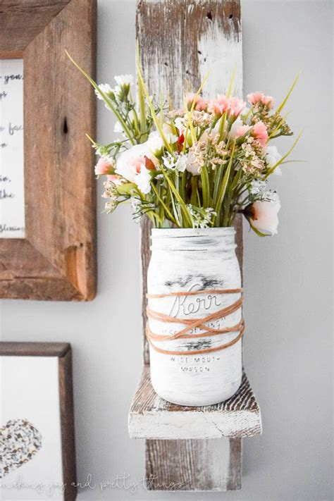 14 Best Farmhouse Style Flower Arrangements Ideas And
