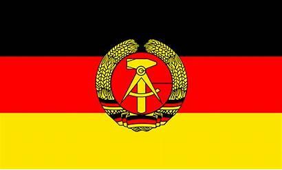 Ddr Flagge Germany East Historischen Kostenlose Nicht