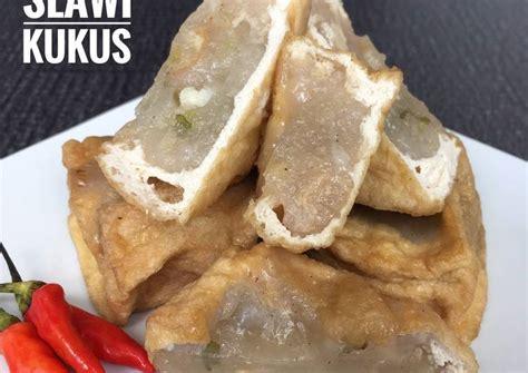 Kukus adonan selama 25 menit atau hingga matang. Resep Tahu Aci Slawi Kukus By Aditya Damayanti ~ Kumpulan ...